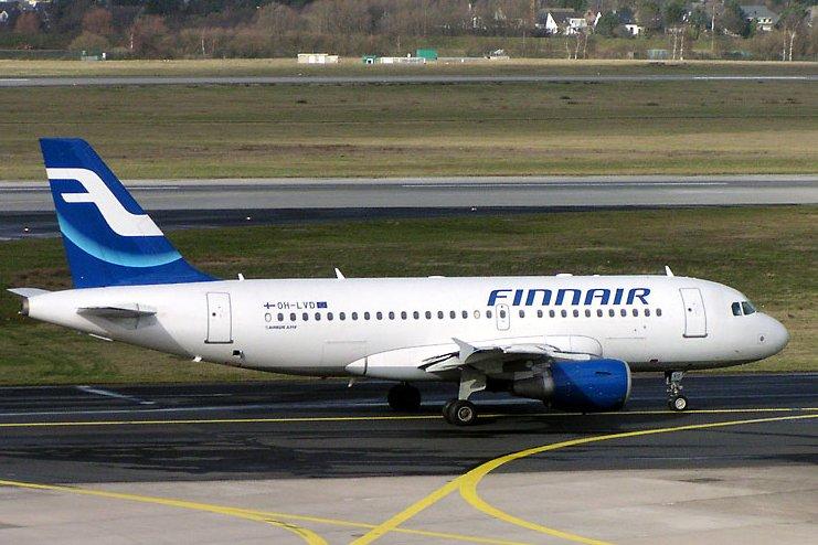 Ta flyget till Helsingfors