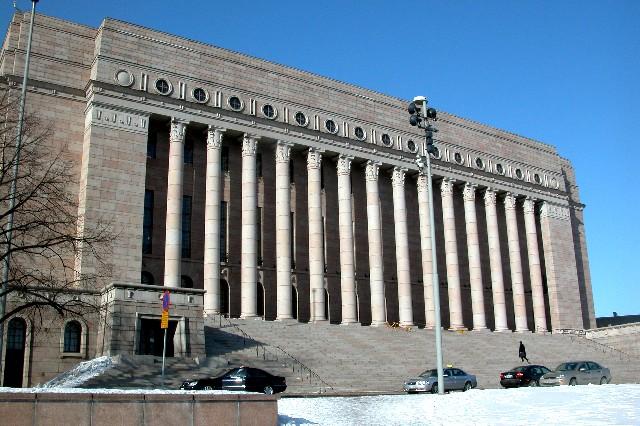 Riksdagshuset i Helsingfors
